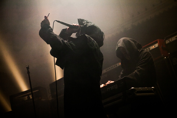 Sunn 0))) / The Black Heart rebellion